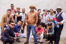 Barbaro Fines y su orquesta Mayimbé