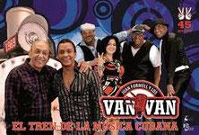 Concert Los VanVan