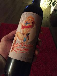 Es wurde die Pistol Packin' Momma von Ross Hill Wines