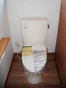 T邸トイレ改修工事