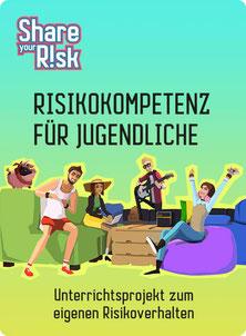 Mit einem Klick auf das Bild gelangen Sie zu Share your Risk!
