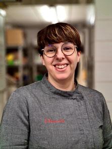 Aurélie, la gérante
