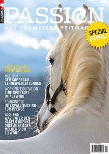 Titelseite PASSION Winter 2016