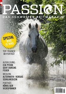 Titelseite PASSION Sommer 2016