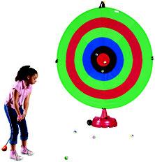 Cible géante pop-up  à acheter. Matériel sportif de cible multi-balles à viser au meilleur prix. Pour enfants et adolescents.