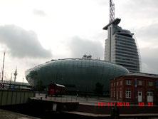 Bremerhaven und Wilhelmshaven 17.11. - 21.11.2010