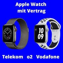 Apple Smartwatch mit Vertrag
