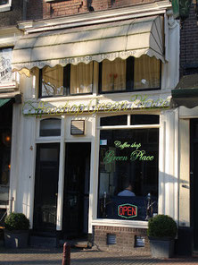Coffeeshop Weedshop Green Place Amsterdam