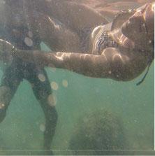Janzu videos aquatic dance meditation