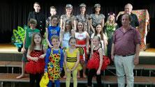 Theater Betreten veboten März 2016