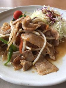 栃木県産の豚肉使用です!