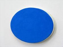 Matthieu van Riel. 1986-2018  Pigment vloer en wand objecten