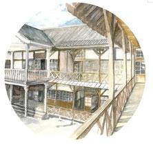 朝ドラ「おかえりモネ」ロケ地・登米市にある「みやぎの明治村」教育資料館