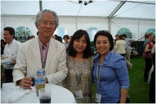 2011年 スイス チューリッヒの国際会議で