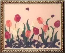 花<チューリップ>
