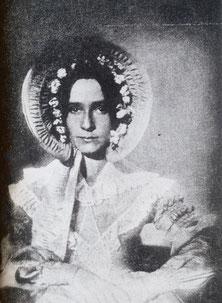 Das erste Frauenportrait 1845