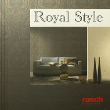 Royal Rasch-textile