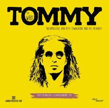 CD Tommy Liveaufnahme Landestheater Linz