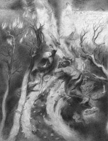 Matthias-Wyss-TAGESLICHT-DAYLIGHT-2011–2014-Pencil-On-Paper-22X29-Cm-30