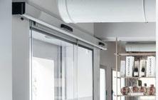 puerta seccional industrial