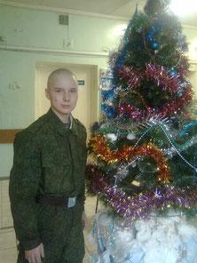 Иванов Сергей военнослужащий РА