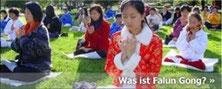 Falun Gong China