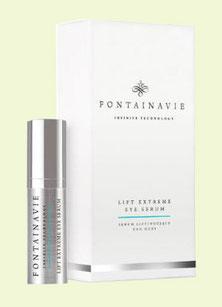 Lifting Augen Serum, Anti-Aging Effekt, Haut straffen,FONTAINAVIE, bessere Elastizität der Haut,Flasche mit Airless-Pumpe