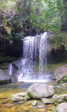 "Wasserfall ""fin del mundo"""