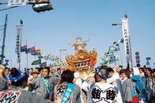 平成24年 羽田神社夏季例大祭