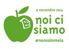 """Scarica i cartelli della campagna """"Noi ci siamo"""" #nonsolomela"""