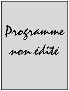 Programme  Marseille-PSG  2017-18