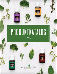 Produktkatalog ätherische Öle NingXia Slique Provence