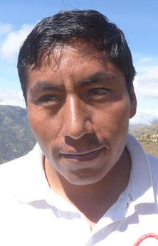 Faustino Huahuasoncco – Stiftung Porvenri Peru