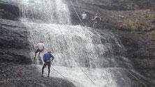 Outdoor Aktivtourismus Kolumbien Klettern