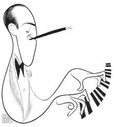 Hirschfeld, Gershwin