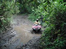Arenal Combo Tour de un día Rafting + ATV
