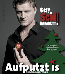 "Gery Seidl ""Aufputzt is!"" Stadtgalerie Mödling"