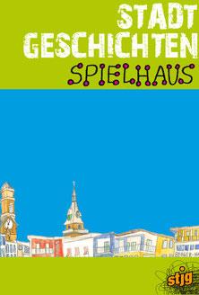 Umschlag zu den Postkarten der Stadtgeschichte