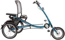 Dreirad Scootertrike von Pfau-Tec