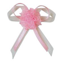 Chiffonblume rosa