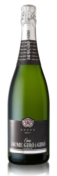 Flasche Cava Net Brut, bottle cava net brut, Jaume Giro i Giro, Schweiz, Switzerland, Ciudad Condal, bio, organic, vegan, Schaumwein, sparkling wine, high quality