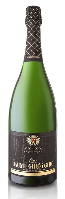 Flasche Xarel.lo Brut Nature, bottle Xarel.lo brut nature, Magnum, Jaume Giro i Giro, Schweiz, Switzerland, Ciudad Condal