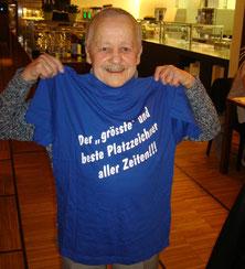 Helmut Matt: Ehemaliger Platzzeichner