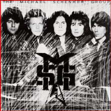 MICHAEL SCHENKER GROUP - MSG (1981)