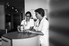 Leistungen - Zahnärztliche Gemeinschaftspraxis Dr. Julia Tehsmer und Dr. Linda Bodart