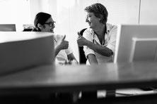 Team - Zahnärztliche Gemeinschaftspraxis Dr. Julia Tehsmer und Dr. Linda Bodart