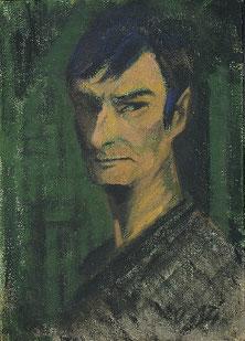 Otto Mueller Selbstportrait