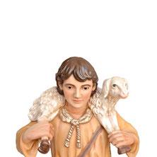 statua pastore presepe