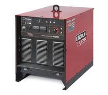 Idealarc CV400 MIG Welder