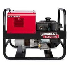 Máquina soldadora Lincoln